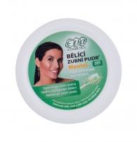Pudra dantų balinimui Eva Cosmetics Whitening Mentol 30g 3in1 Kitos burnos higienos prekės, komplektai