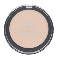 Pudra Dermacol Compact Powder Cosmetic 8g Shade 03, For normal to mixed skin