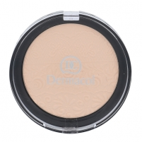 Pudra Dermacol Compact Powder Cosmetic 8g Shade 04, For normal to mixed skin