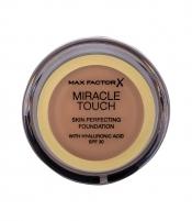 Pūdra Max Factor Miracle Touch 070 Natural Skin Perfecting Mediun 11,5g SPF30 Pudra veidui
