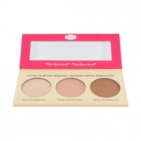 Pudra TheBalm The Manizer Sisters Palette Cosmetic 9g Pudra veidui