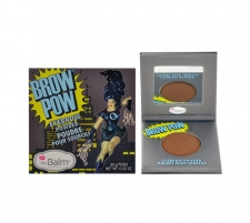Pudra veidui TheBalm Brow Pow Eyebrow Powder Cosmetic 0,85g Dark Brown Pudra veidui