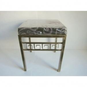 Pufas 10-0709 50*40*40cm Batų dėžės