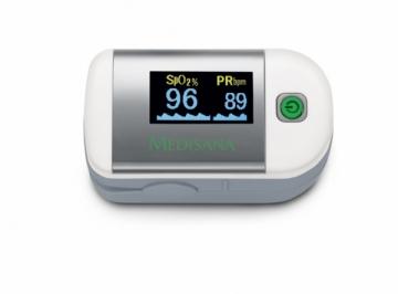 Pulso matuoklis Medisana PM 100 Puls oximeter Kraujospūdžio matuokliai