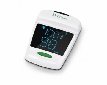 Pulso matuoklis Medisana PM 150 Connect Pulse oximeter Kraujospūdžio matuokliai