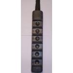 Pultas valdymo, 4 mygtukai, PKT-40, 1580 Mygtukai