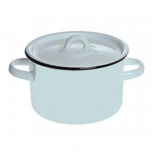 Puodas emal. 1.5L b/p Pot