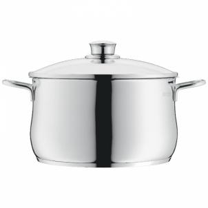 Puodas High casserole DIADEM PLUS 24cm with 6 LITR