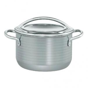 Puodas High casserole w. lid, 20 cm Vision 3.7 LITR