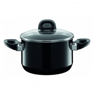 Puodas High casserole w. lid 20cm Modesto 3.7 LITR