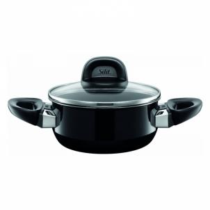 Puodas Low casserole Modesto with lid 20cm 2.4 LITR