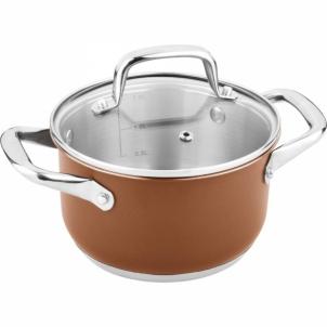 Puodas Pot with lid Lamart LT1038 | 16 cm