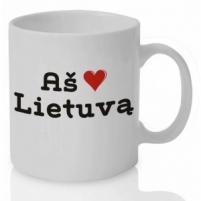 PUODELIS ''Aš mylių Lietuvą'' Tases
