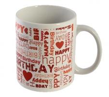 """Puodelis """"Su gimtadieniu Cups"""
