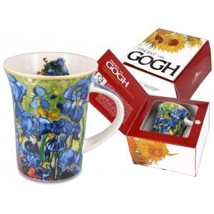 PUODELIS VAN GOGH Irisai (7695) Kavai ir arbatai