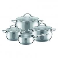 Puodų rinkinys 4pcs cookware set Nobile