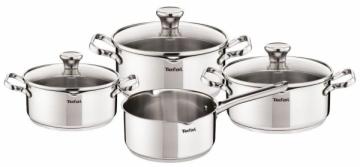 Puodų rinkinys Sets of pots Tefal A705A835 Duetto | 7 parts Puodų rinkiniai
