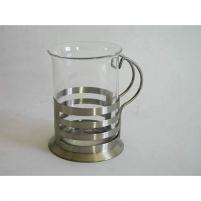Puodukas stikl. 200ml 15 Puodeliai