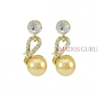 Puošnųs earrings A621