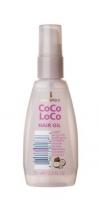 Purškiamas aliejus dažytiems plaukams Lee Stafford Coco Loco 75 ml Plaukų stiprinimo priemonės (fluidai, losjonai, kremai)