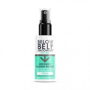 Purškiklis intymiai higienai Below the Belt Fresh (Instant Clean Balls) 75 ml Intimate hygiene