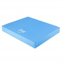 Pusiausvyros pakyla Easy Yoga Stabilization Blue 39x33x5cm Lengvosios atletikos priedai