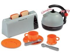 Pusryčių rinkinys su arbatinuku | Tefal | Smoby