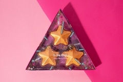 Putojančių vonios bombų rinkinys Bubble T Cosmetics In The Stars Vannas sāli, eļļu