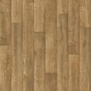 PVC floor covering 006M ATLANTIC CHALET OAK, 3 m Pvc floor covering, linoleum