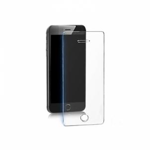 Qoltec Apsauginis grūdintas stiklas Qoltec Premium skirtas HTC U11 | FULL COVER Mobilių telefonų priedai
