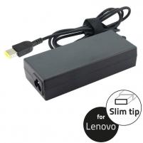Qoltec Notebook Power Supply for Lenovo 65W | 20V | 3.25A | Slim tip