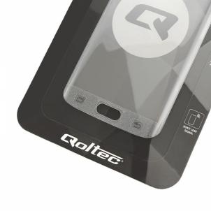 Qoltec Premium Tempered Glass ekrano apsauga for Samsung S6 edge | full cover