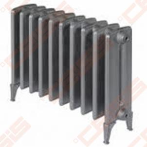 Radiatorius BOHEMIA su kojelėmis 450X225 Ketiniai radiatoriai