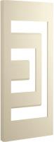 Radiator Irsap Dedalo, 900x498 mm, smėlio spalvos Decorative radiators
