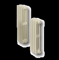 Radiatorius ketinis sekcijinis TERMO 500/130 (grunto spalva RAL7035) Ketiniai radiators