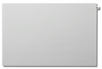 Radiator PURMO Faro H 33 750-1500, subjugation apačioje Decorative radiators