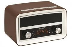 Radijas Denver CRB-619 Brown Radijo imtuvai