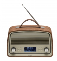 Radio Denver DAB-38 Darkwood Radio receivers