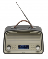 Radio Denver DAB-38 Grey Radio receivers