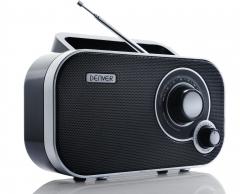Radio Denver TR-54 Black MK2 Radio receivers