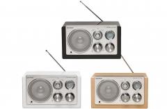 Radio Denver TR-61 White Radio receivers