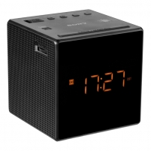 Radio ICF-C1B Black Radio receivers