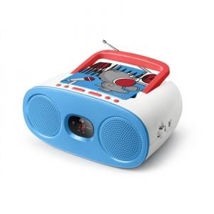 Radijas Muse Portable Radio M-20 KDB CD player, AUX in, FM radio, Radijo imtuvai