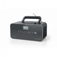 Radio Muse Portable radio M-28DG USB port, AUX in, Radio receivers