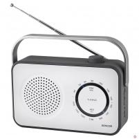Radijas Radio Sencor SRD 2100 W Radijo imtuvai