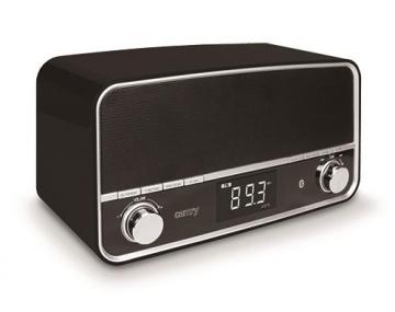 Radijas USB radio Camry CR 1151 | black Radijo imtuvai