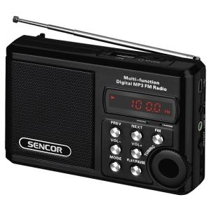 Radijo imtuvas Pocket Radio Receiver Sencor SRD 215 B