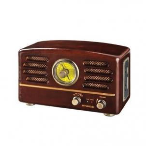 Radijo imtuvas retro Hyundai RA202C Радио приемники