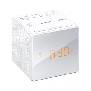 Radijo imtuvas Sony ICF-C1W White