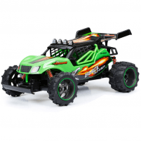 Radio bangomis valdomas automobilis 1:14 R/C Dragon Buggy
